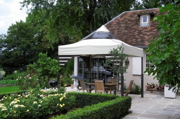 Carpas plegables para terraza y jard n carpas plegables for Carpas para jardin