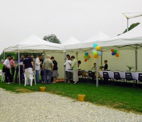 Carpas plegables para eventos carpas plegablescarpas for Carpas jardin baratas
