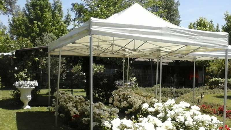Carpa plegable profesional carpas plegables for Carpa europea